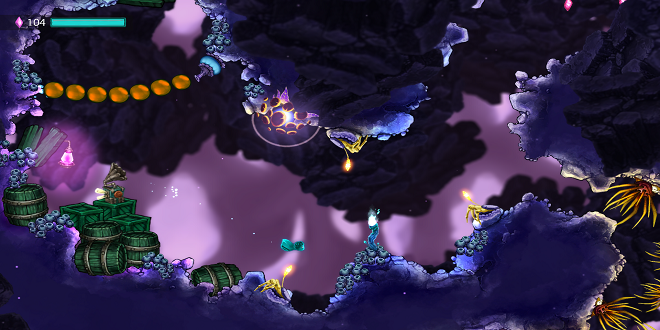 beatbuddy: tale of the guardians coming to linux mac pc