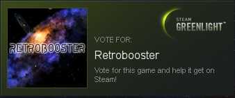 Retrobooster game will release on Linux and PC in February