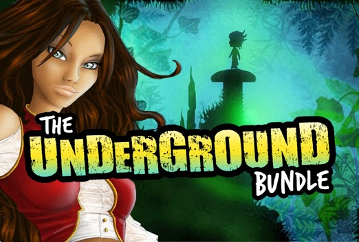 Save 95% with The Underground Bundle for Six PC Titles