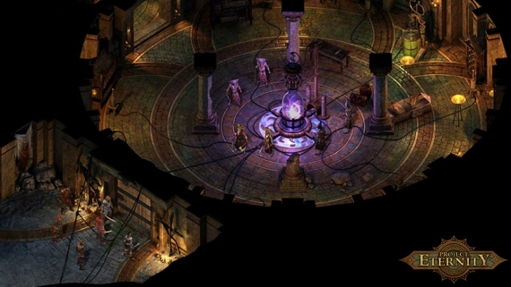 Pillars Of Eternity further gameplay details and release date confirmed