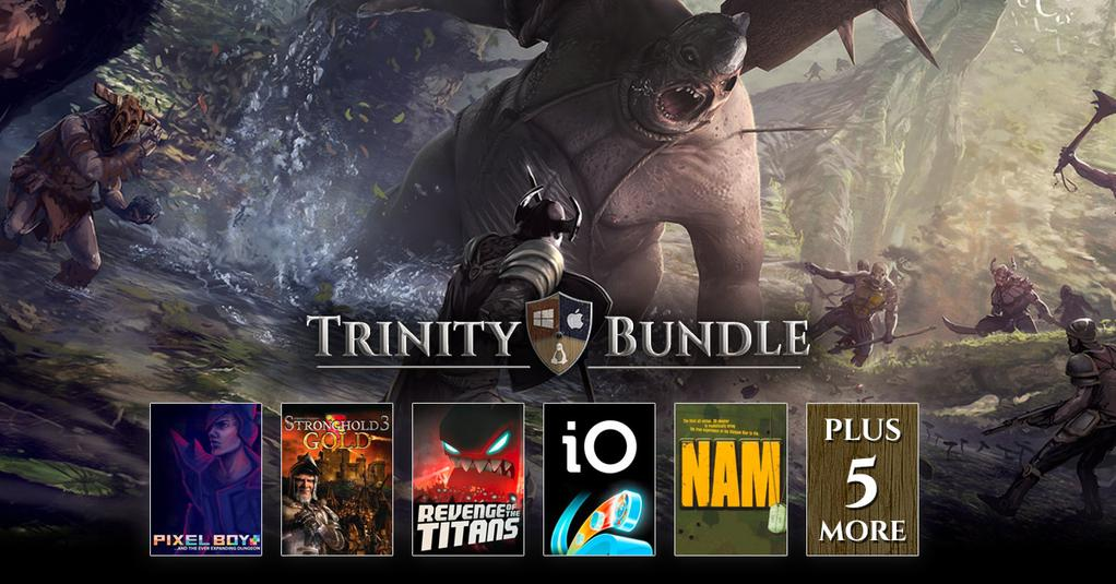 The Trinity Bundle – 10 epic games