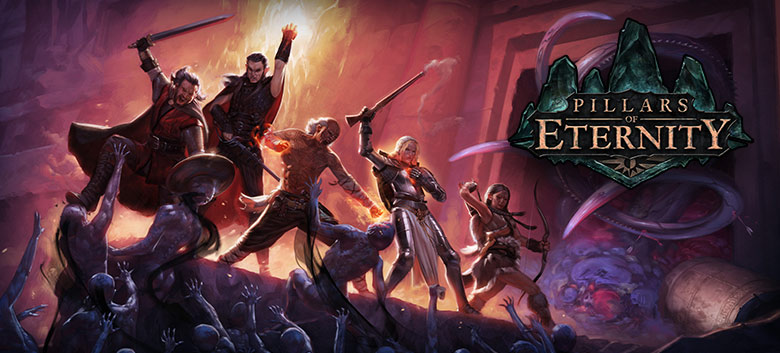 Party-based RPG Pillars of Eternity launches today for Linux, Mac and Windows PC