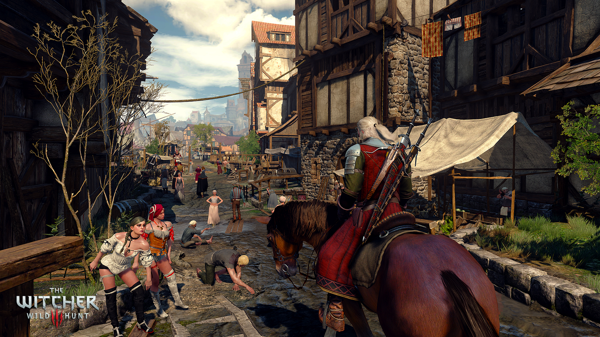 The Witcher 3 Wild Hunt New Trailer Explains Gameplay Linux Mac Windows Pc