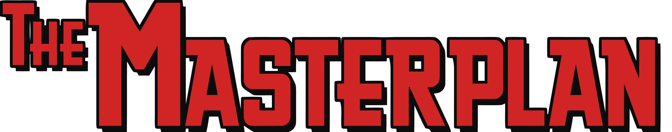 The Masterplan Logo