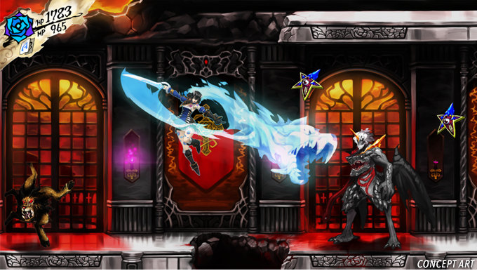 Bloodstained closes out Kickstarter campaign with $5.5M in pledges