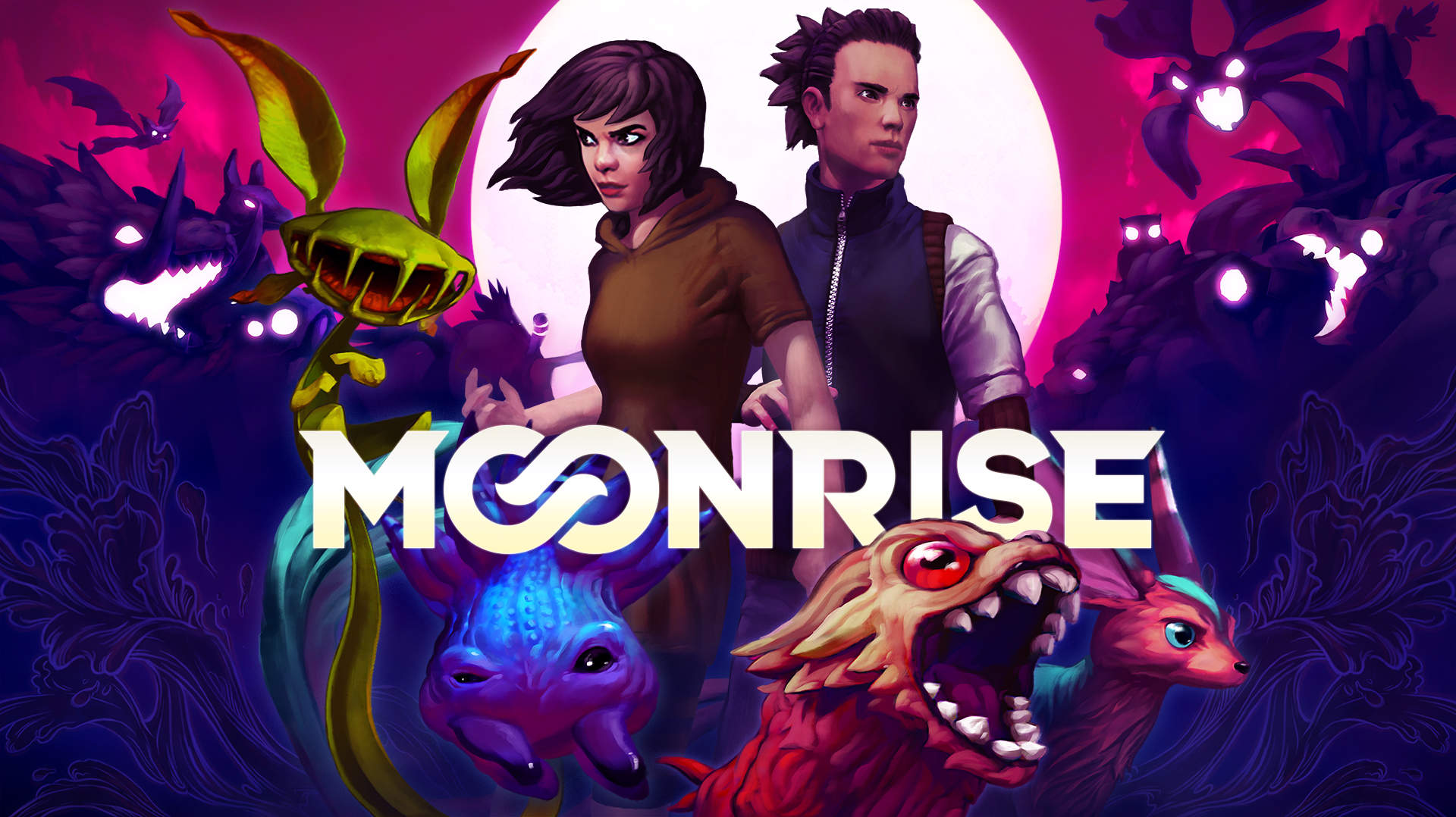 Moonrise a real-time tactical creature battler available now on Early Access
