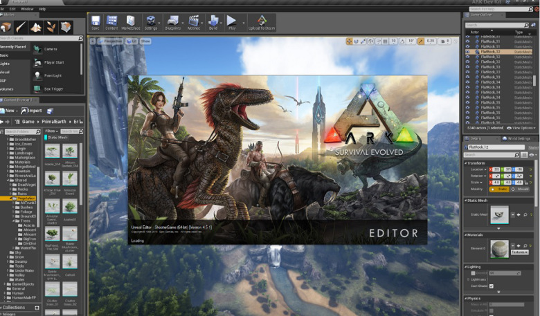 Ark: Survival Evolved sells over 1 million copies and introduces modding support