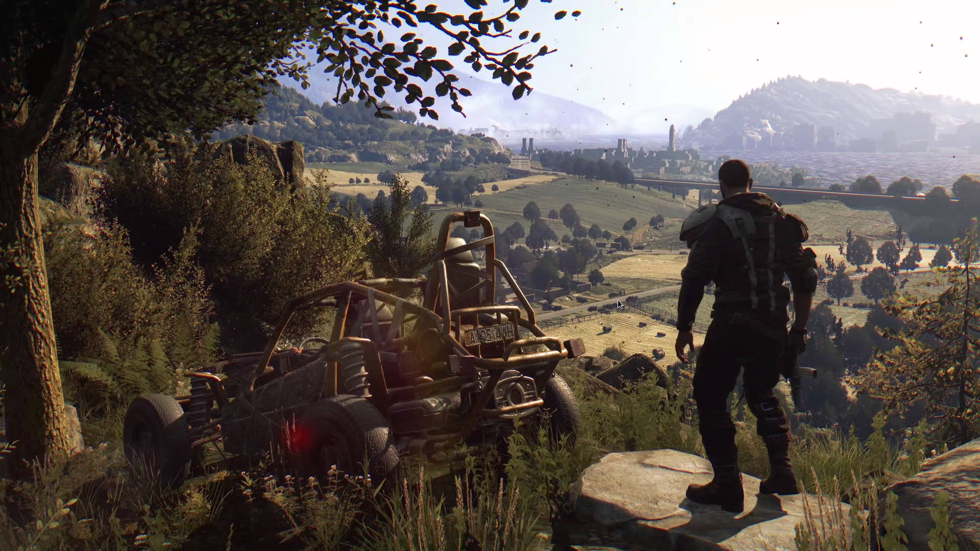 Techland teases new vehicle DLC for Dying Light at Gamescom 2015
