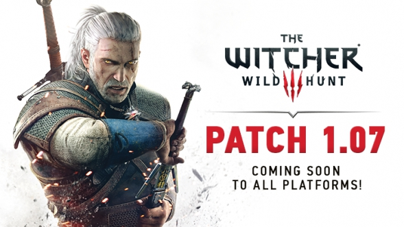 The Witcher 3: Wild Hunt patch 1.07 coming soon with some key changes