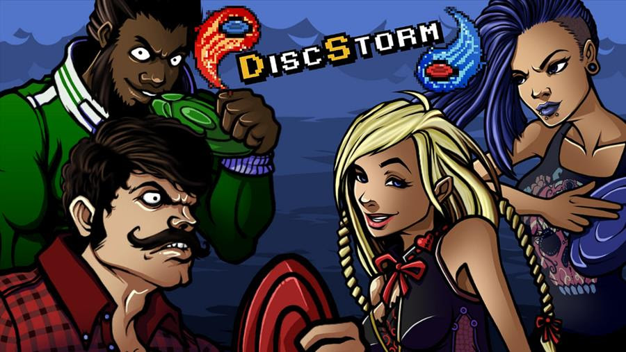 discstorm_fast_paced_arena_combat_coming_to_linux_mac_windows_pc