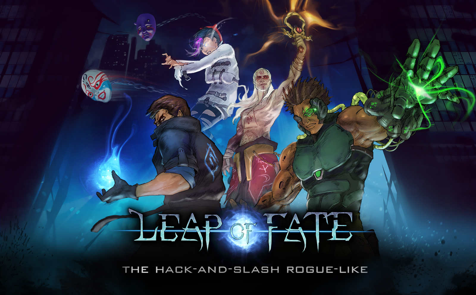 leap_of_fate_hack_and_slash_coming_to_linux_and_windows_pc