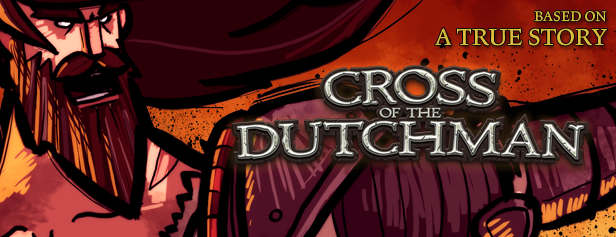 Cross of the Dutchman action adventure now available for Linux, Mac and Windows PC