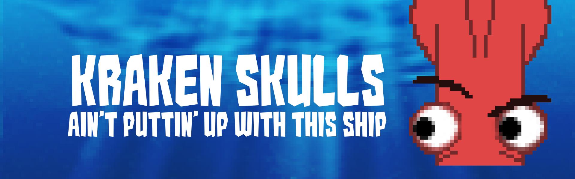 Kraken-Skulls