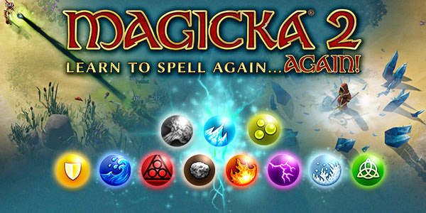 Magicka 2 latest update improves spellcasting and three additional elements