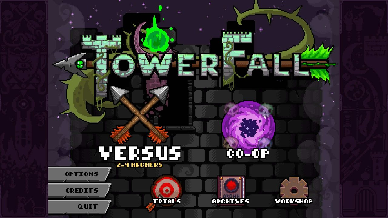 towerfall_ascension_now_comes_with_workshop_access_for_linux_mac_and_pc