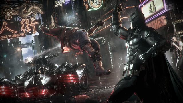 Batman: Arkham Knight to re-release on Windows PC next week