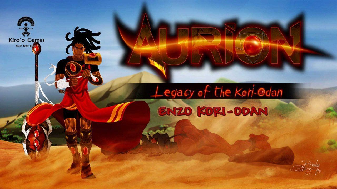 Aurion: Legacy of the Kori-Odan African-Fantasy Action-RPG now on Kickstarter