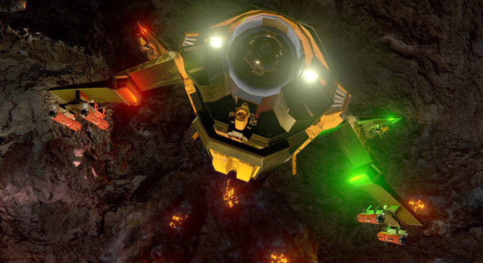 Descent: Underground now available on Early Access for Linux, Mac and Windows PC