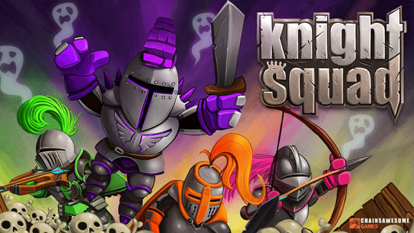 Knight Squad Blasts out of Early Access on November 16th for Linux, Mac and Windows PC