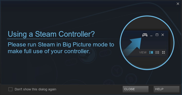 steam controller pre-release first impressions in linux windows games client