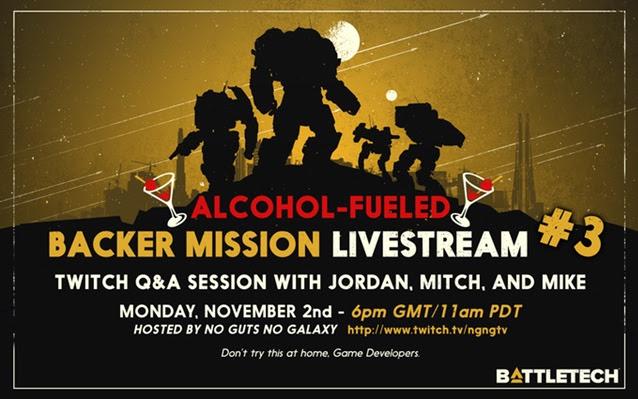 battletech_alcohol_fueled_backer_livestream_and_final_kickstarter_stretch_update