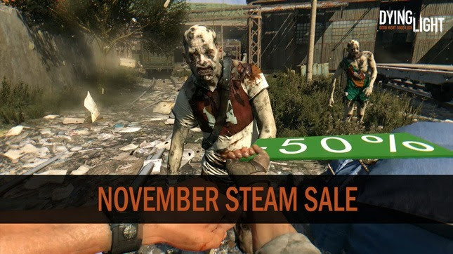 Dying Light open-world zombie survival officially discounted 50% this weekend