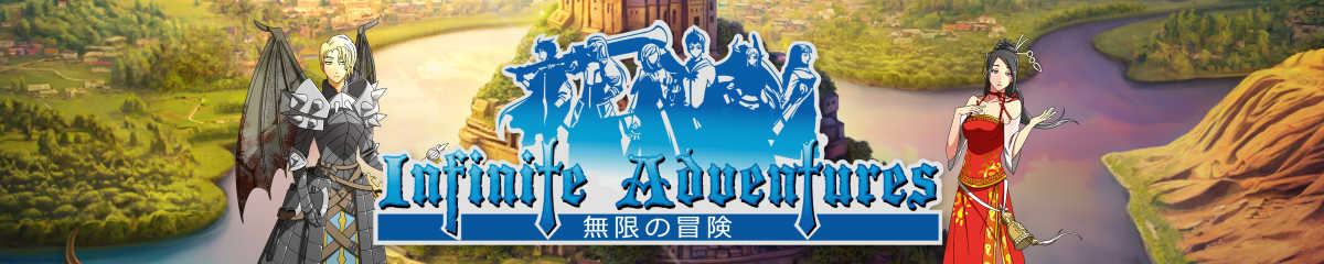 Infinite Adventures dungeon crawling turn-based RPG now on Kickstarter for Linux, Mac and PC