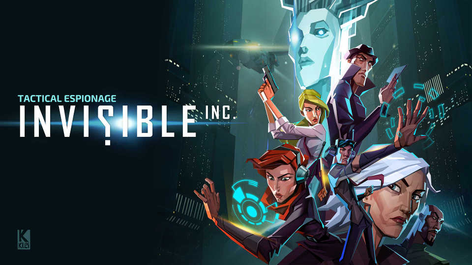 Invisible Inc. finally released on Steam May 12 for Linux, Mac and Windows PC
