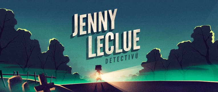 Jenny LeClue point-and-click detective coming to Linux, Mac and Windows PC