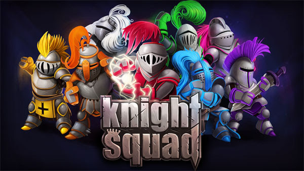 Knight Squad medieval-themed party game launches for Linux, Mac and Windows PC