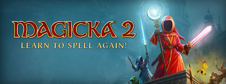 Magicka 2 co-op action adventure now available for Linux, SteamOS and Mac