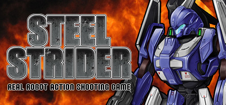 STEEL STRIDER a 2D mech shooter releases for Linux, Mac and Windows PC
