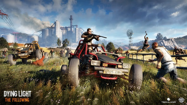 Dying Light: The Following new Story Trailer teases new characters and world