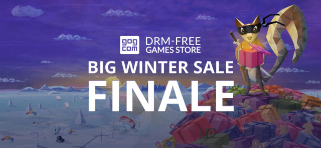 Get Giants: Citizen Kabuto FREE in the GOG.com Big Winter Sale Finale
