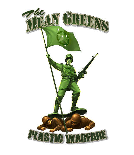 The Mean Greens – Plastic Warfare launches on Steam