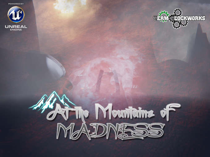 At the Mountains of Madness survival horror releases Beta gameplay footage