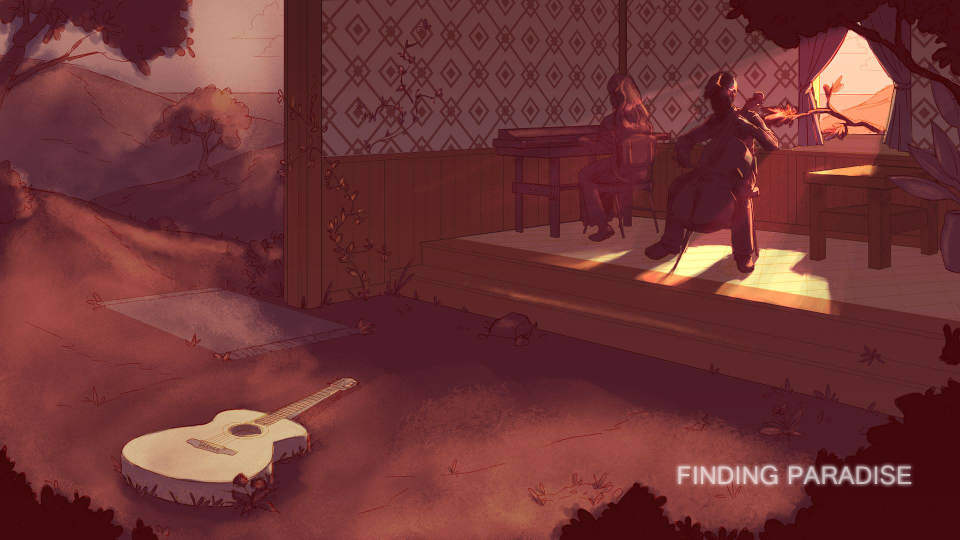 Finding Paradise second episode from Freebird Games for Linux, Mac and Windows PC