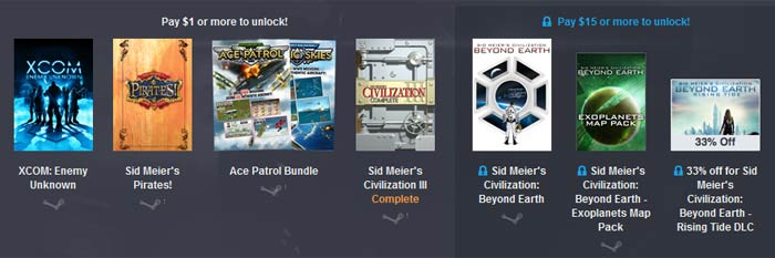 Humble Firaxis Bundle brings some Linux to the mix, along with Mac and Windows PC too