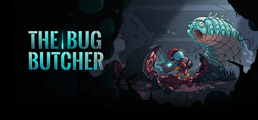 The Bug Butcher side-scroller games coming to linux mac windows pc january