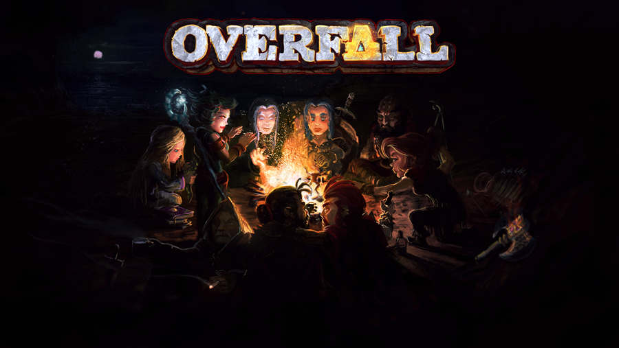 Overfall brings a new twist turn-based RPG's for Linux, Mac and Windows PC