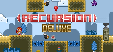 Unique puzzle platformer Recursion Deluxe now available for Linux, Mac and Windows PC