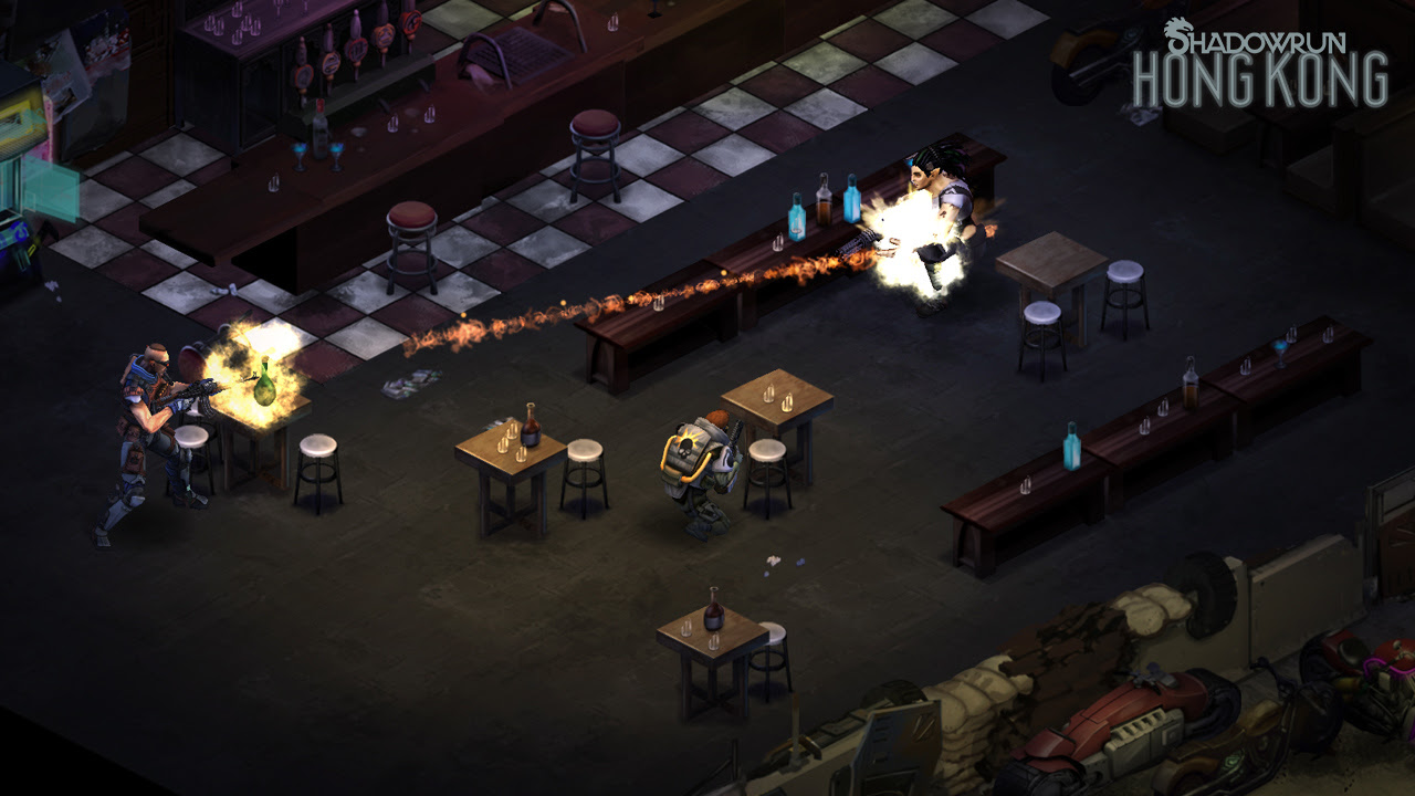 Shadowrun: Hong Kong Extended Edition available now for Linux, Mac and Windows PC