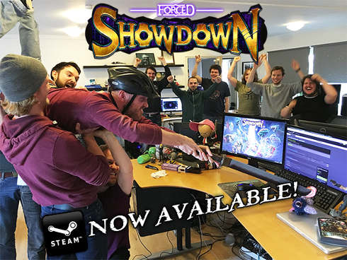 Forced Showdown strategy RPG officially releases on Steam with discount