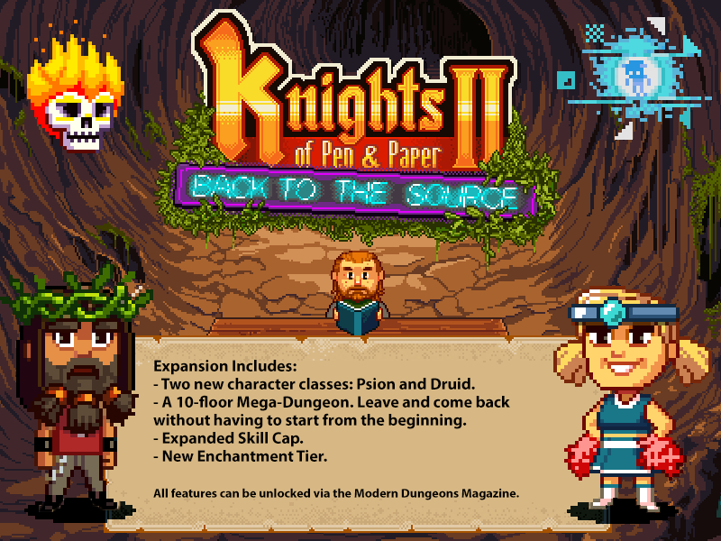 knightsofpenandpaper2-free-expansion-back-to-the-source-on-linux-mac-pc