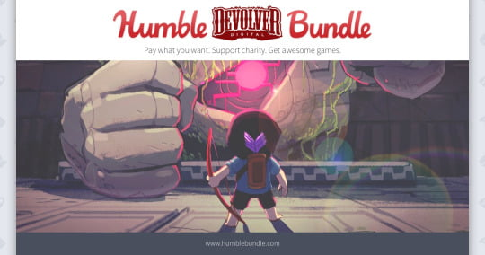 Humble Devolved Digital Bundle releases for Linux, Mac and Windows PC