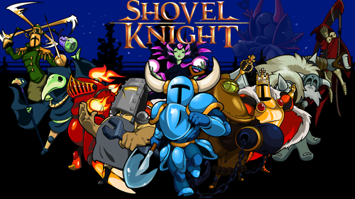 Shovel Knight working to introduce two new characters into the campaign
