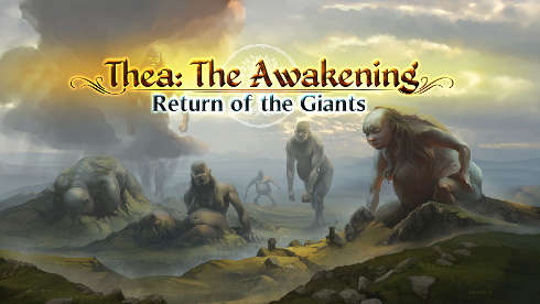 Successful strategy game Thea: The Awakening releases huge Free DLC and shares Steam Sales