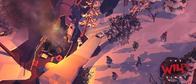 The Wild Eight a co-op survival game now on Kickstarter for Linux, Mac and  Windows PC