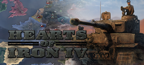 Hearts of Iron IV now available for Pre-Order on Linux, Mac and Windows PC