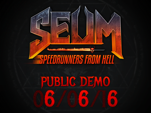 SEUM: Speedrunners from Hell public demo coming next week for Linux, Mac and Windows PC